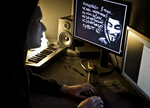 'Anonymous' says it will hack more Chinese sites