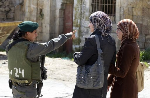 Israel tightens West Bank access ahead of Passover