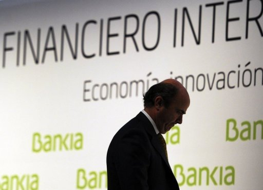 Spain 'headed towards' 2013 financial crunch