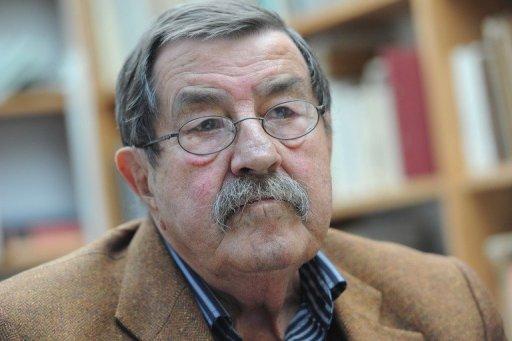 Israel bars German author Grass over poem