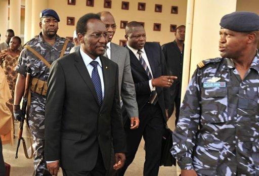 Mali president formally resigns: mediator