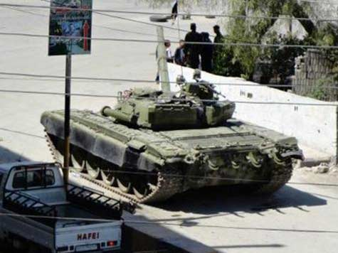 World View: Turkey Considers Military Action Against Syria