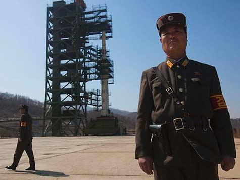 N. Korea says rocket fuelling under way