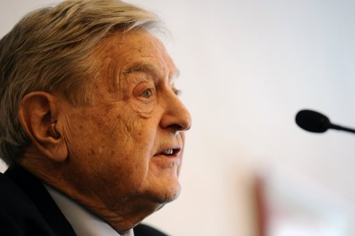 Currency Manipulator Soros: Germany Must Bolster Euro