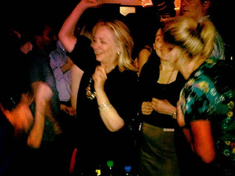 Hillary's Partying: Bigger Embarrassment than Secret Service Scandal?
