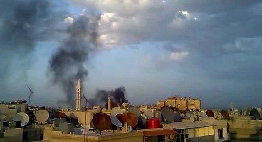 Syria violence 'unacceptable': US