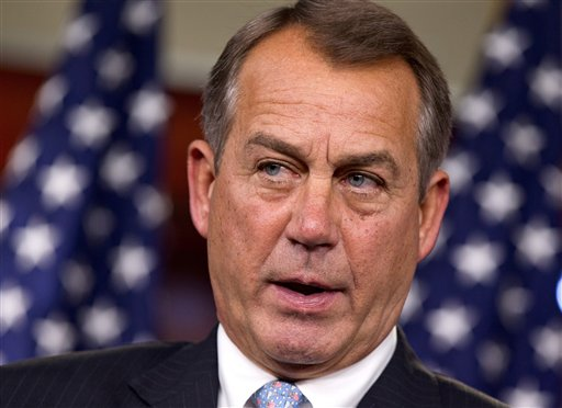Boehner: Obama 'Checked out' Last Labor Day