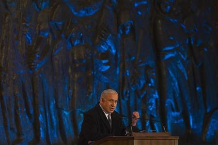 Netanyahu defends comparison of Iran, Nazi Holocaust