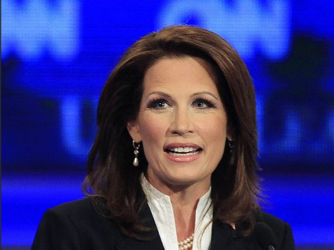 Michelle Bachmann: America Becoming a Paper Tiger