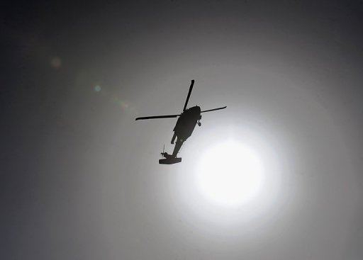 US helicopter crashes in Afghanistan: US official