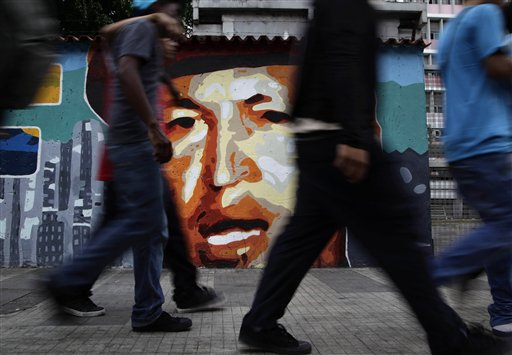 Chavez's weeklong silence spurs uncertainty