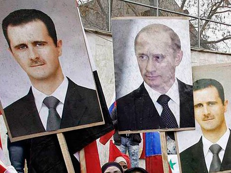 World View: Russia Relationship with Syria Deepens as West Dithers