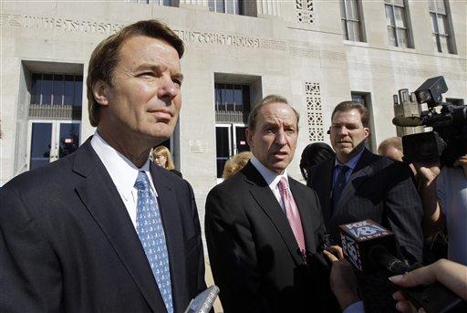 Edwards Corruption Trial Begins in NC