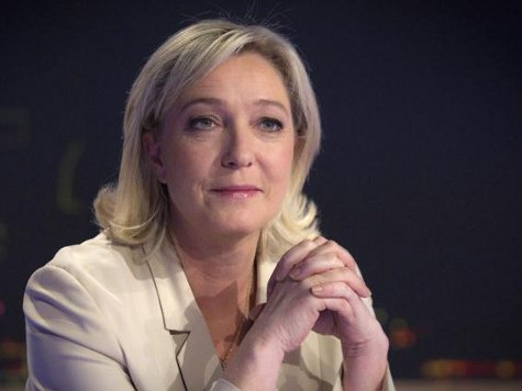 Marine Le Pen: 'I demand the right… to be a patriot, like the Americans'