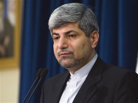 Iran diplomat accused of fondling girls