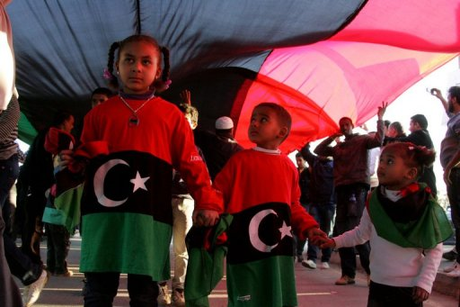 Religious parties banned under new Libya law