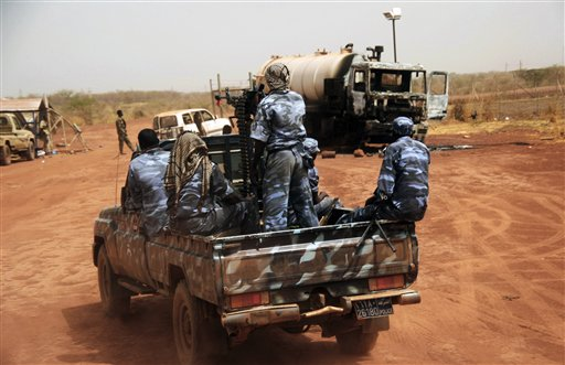 African Union: Sudan must stop bombing South Sudan