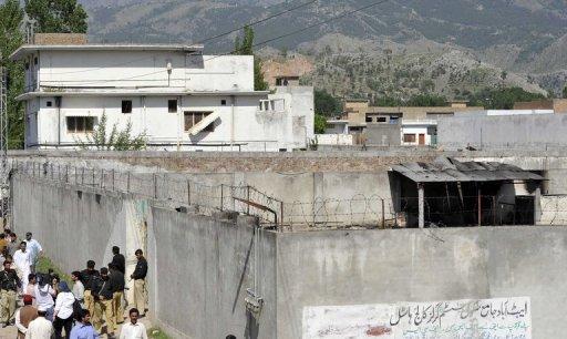 US restricts Pakistan staff during bin Laden anniversary