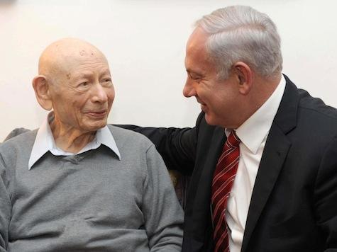 Netanyahu's Father Dies at 102