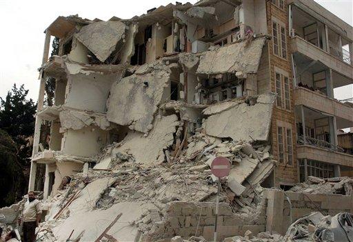 Suicide blasts kill 9 in Syrian city of Idlib