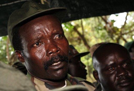 Rebel chief Kony 'in Sudan-S.Sudan border areas'