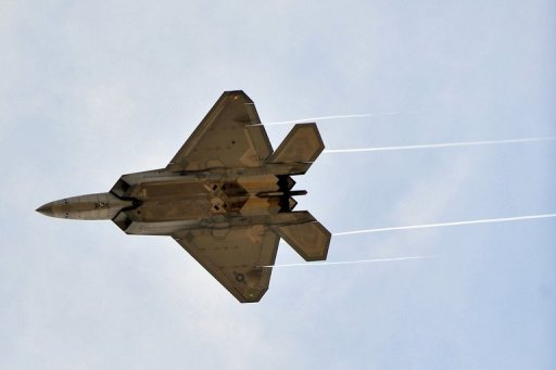 US deploys F-22 fighter jets to UAE: officials