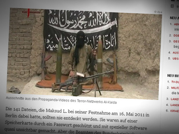 Germany Finds Al Qaeda Attack Plans in Pornography