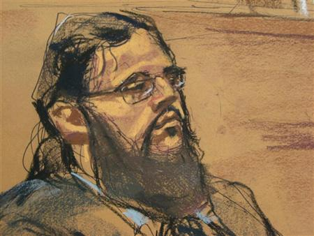 New York man convicted in subway suicide bomb plot
