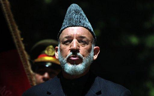 Karzai warns 'difficult' US security talks ahead