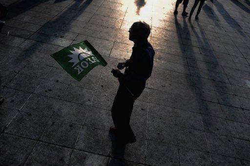 Voting begins in Greek general election