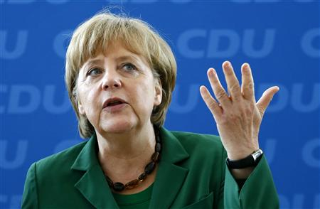 Germany unmoved by anti-austerity votes in Europe