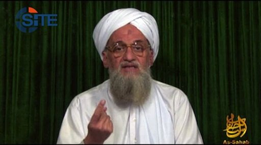 Qaeda chief is in Pakistan, says Clinton