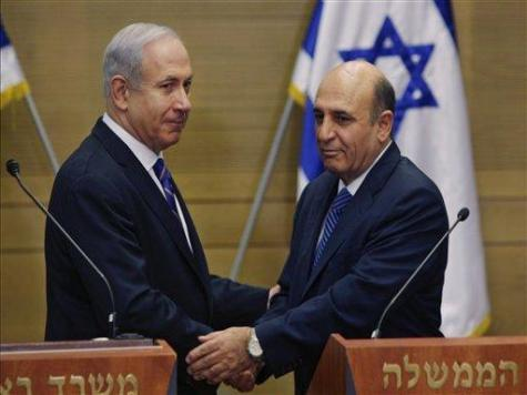 Netanyahu, Unity Government Offer Olive Branch to Palestinians