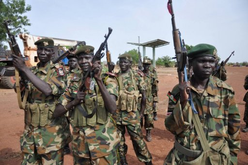 Sudan planes bomb S.Sudan, violating UN resolution