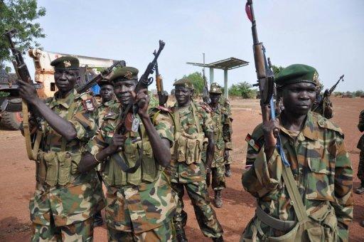 Sudan planes bomb S.Sudan, violating UN resolution