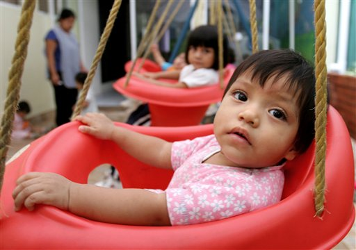 International adoptions plummet globally