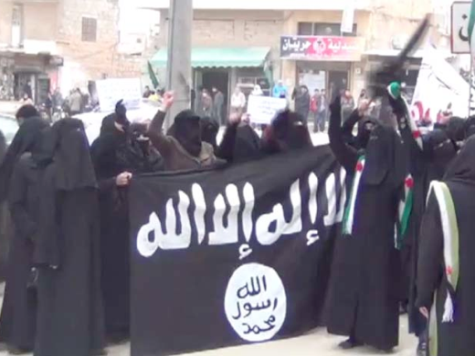 Al-Qaeda Ladies' Choir Struts Its Stuff in Rebel Syria