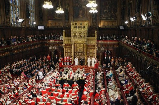 Queen's Speech sets out British government fightback