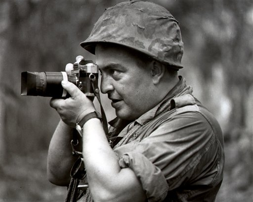 Horst Faas, AP combat photographer, dies at 79