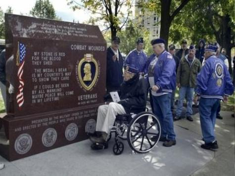 Purple Heart Recipients Outlive Comrades