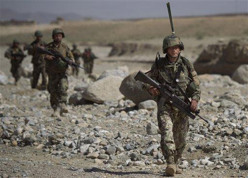 Obama's Flip-Flop On Afghanistan War
