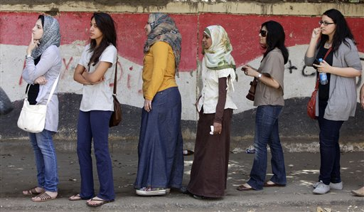 Brotherhood claims lead as Egypt presidential vote count begins