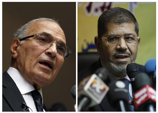Egypt's top candidates try to broaden support