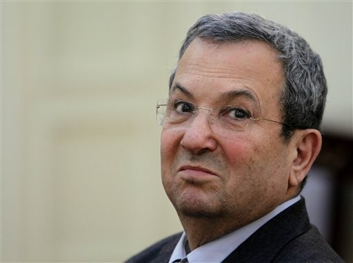 Israel's Barak: 'Unilateral Action' on The Table