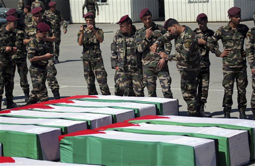 Israel Hands over Remains of Palestinian Militants, Suicide Bombers