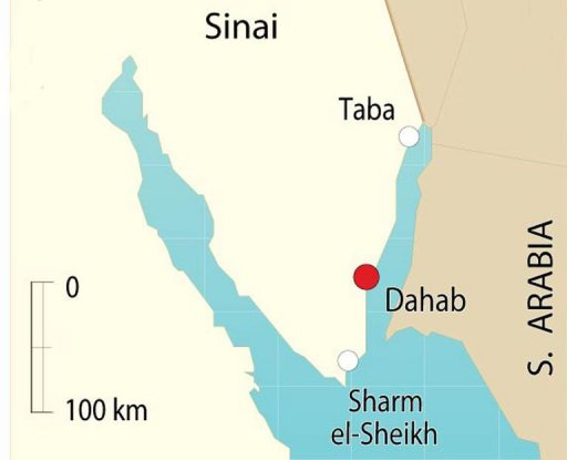 Bedouins Abduct Two US Tourists in Sinai