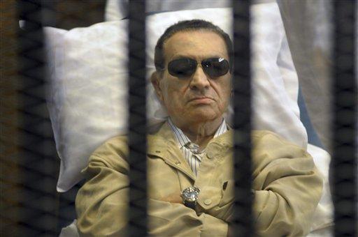 Egypt's top prosecutor to appeal Mubarak verdict