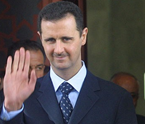 Syria's Assad says he's surgeon saving patient