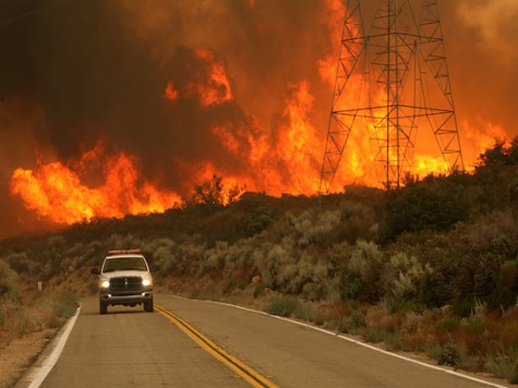 Is Al Qaeda Setting Forest Fires in U.S.?