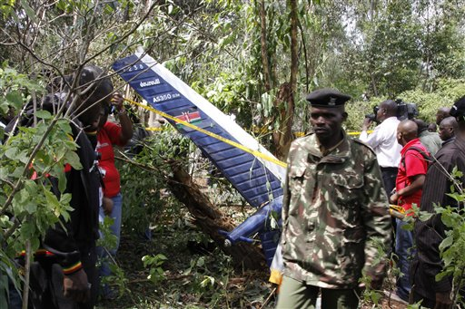 Helicopter crash: Kenya govt minister among 6 dead